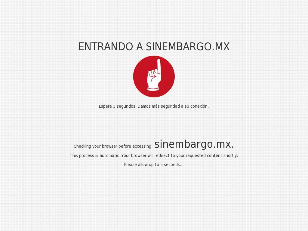 Sin Embargo at Tuesday Aug. 8, 2017, 1:18 p.m. UTC