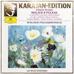 Berliner Philharmoniker - J. Strauss II: An der schönen blauen Donau, Op.314
