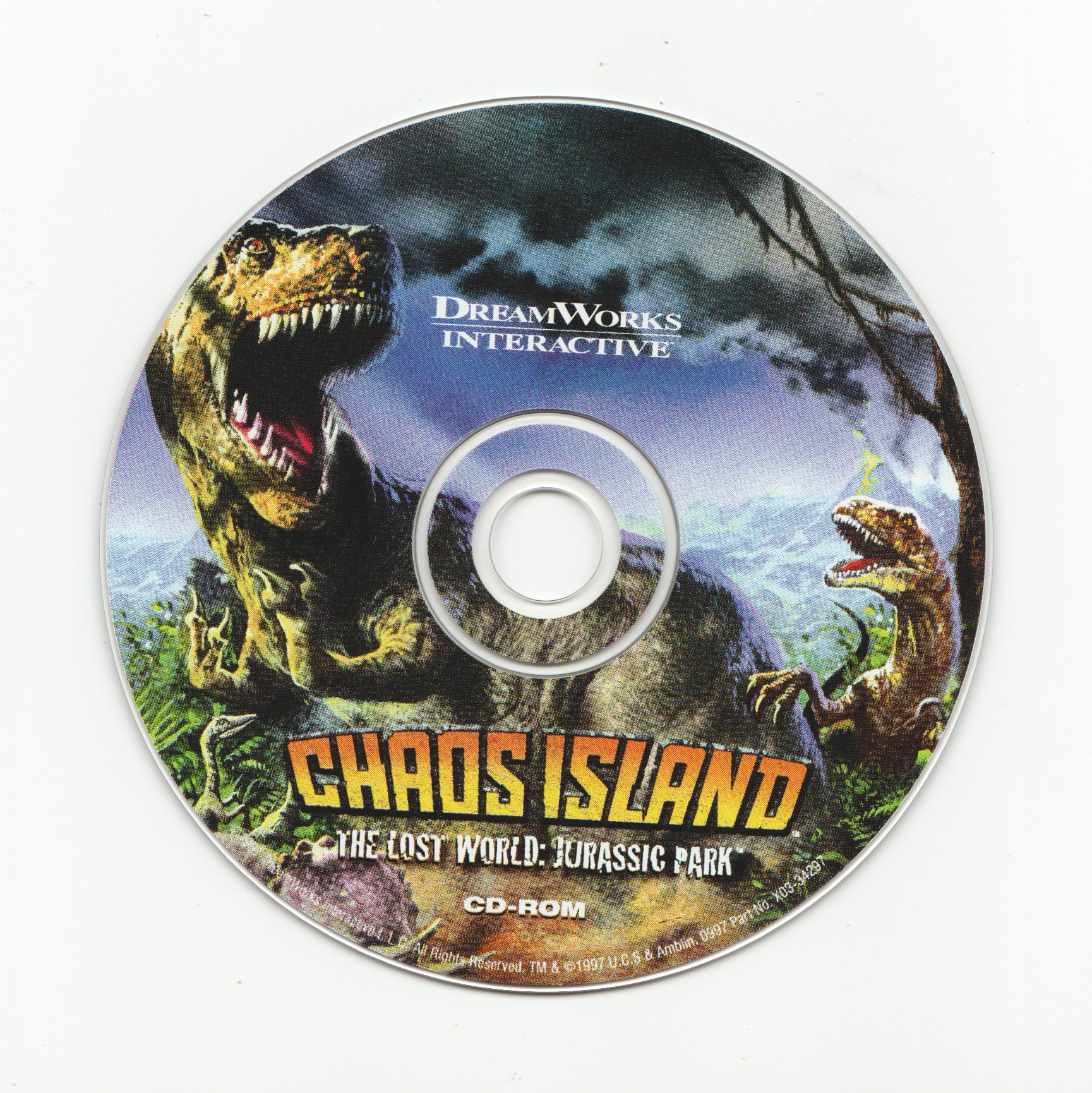Chaos Island The Lost World Jurassic Park 1997 Free Download Borrow And Streaming Internet Archive